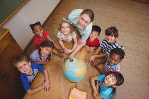 Teacher Training Program Texas