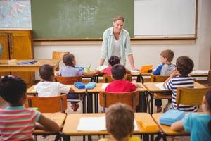 Texas teacher guidelines
