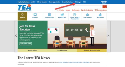 texas teacher certification lookup